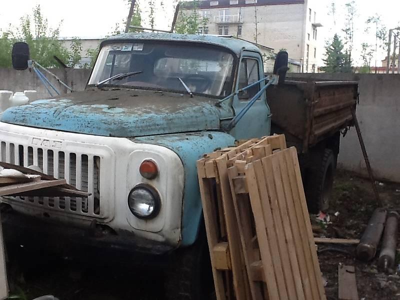 ГАЗ 53 груз. 1987 в Львове