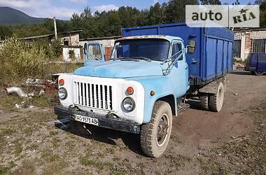 ГАЗ 53 груз. 1990 в Воловце
