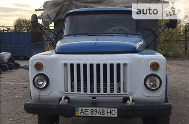 ГАЗ 53 груз. 1990 в Межевой