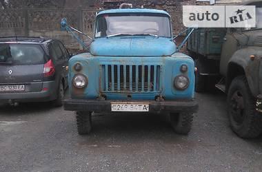 ГАЗ 53 1984 в Львове