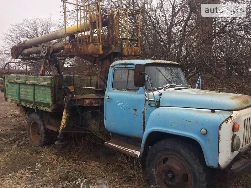 ГАЗ 53 1991 в Запорожье