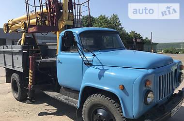 ГАЗ 53 1984 в Одесі