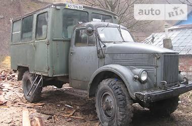 ГАЗ 63 1964 в Рахове