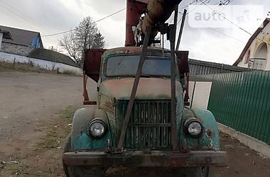 ГАЗ 63 1947 в Хотине