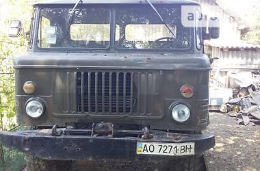 ГАЗ 66 1990 в Сваляве