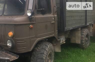 ГАЗ 66 1988 в Черновцах
