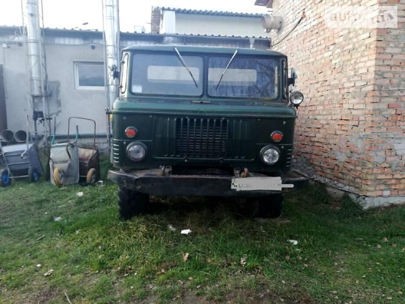 ГАЗ 66 1992 в Ровно