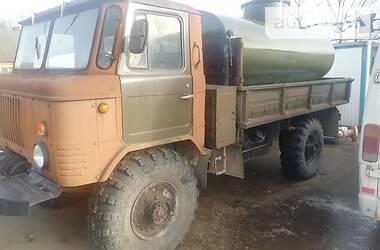 ГАЗ 66 1992 в Бориславе