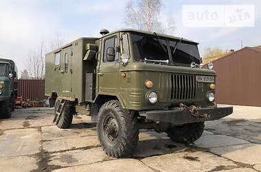 ГАЗ 66 1984 в Заречном