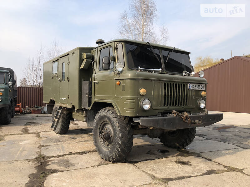 ГАЗ 66 1984 в Зарічному