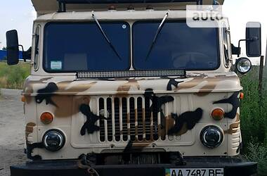 ГАЗ 66 1991 в Киеве