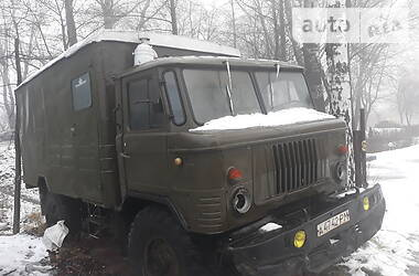 ГАЗ 66 1985 в Чернигове