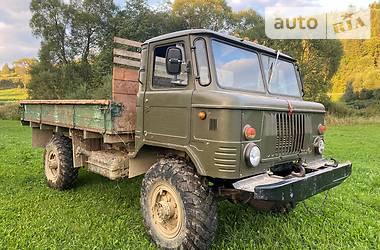 Бортовий ГАЗ 66 1991 в Турці