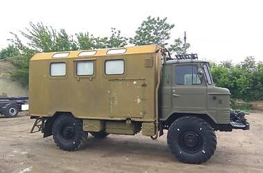 Вахтовый автобус / Кунг ГАЗ 66 1980 в Одессе