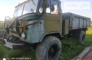 Бортовий ГАЗ 66 1983 в Львові