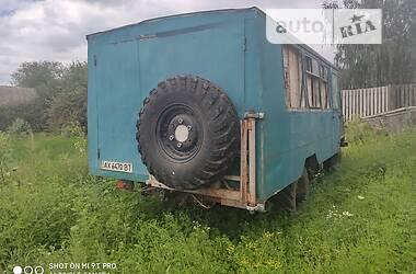 Вахтовый автобус / Кунг ГАЗ 66 1995 в Харькове