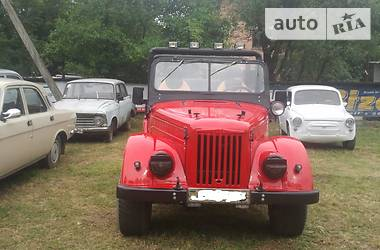 ГАЗ 69 1971 в Ивано-Франковске