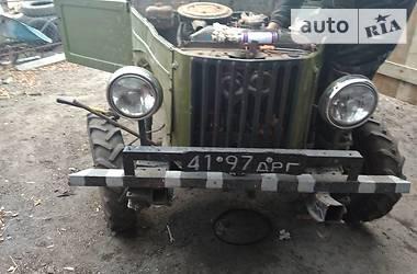 ГАЗ 69 1980 в Червонограде