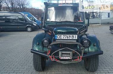 ГАЗ 69 1900 в Черновцах