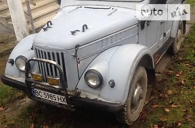 ГАЗ 69 1968 в Львове
