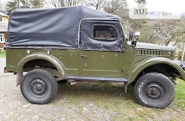 ГАЗ 69 1965 в Верховине