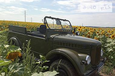 ГАЗ 69 1947 в Хмельницком