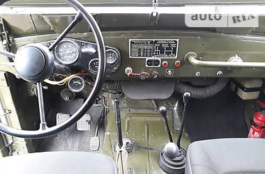 ГАЗ 69 1961 в Львове