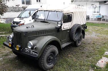 Кабриолет ГАЗ 69 1961 в Львове