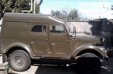 ГАЗ 69A 1968 в Кропивницком