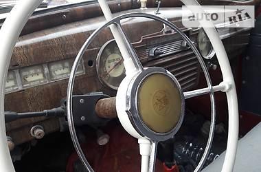 ГАЗ М 20 1953 в Львове
