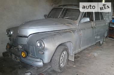 ГАЗ М 20 1950 в Донецке