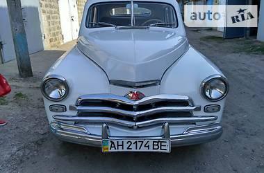 ГАЗ М 20 1958 в Курахово