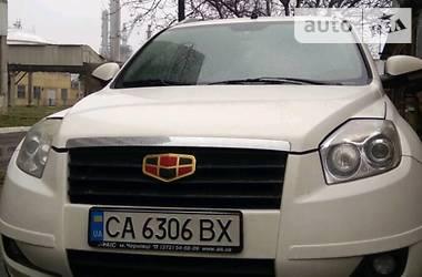 Geely Emgrand X7 2013 в Черкасах