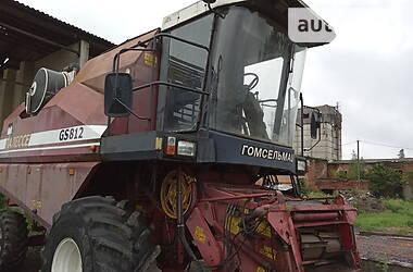 Гомсельмаш Полесье GS812 2008 в Тернополе