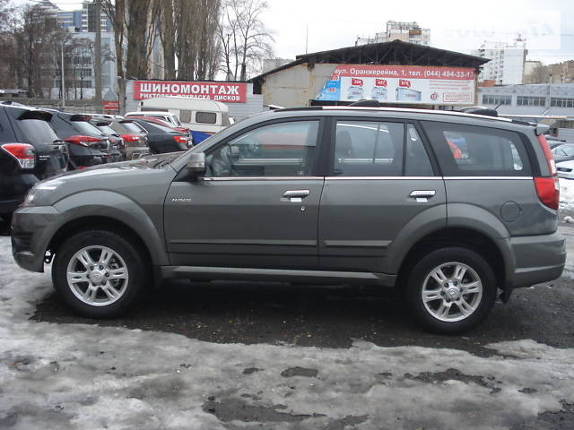 Great Wall Haval H3 2015 года
