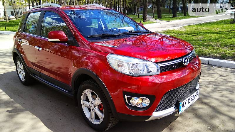 Great Wall Haval M4 2013 года