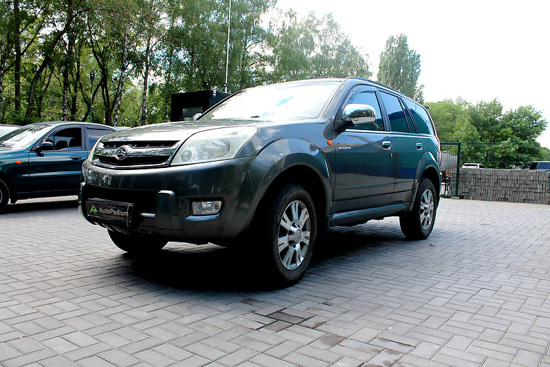 Great Wall Hover 2005 року