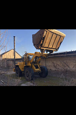 Фронтальні навантажувачі Hanomag 44D 1994 в Житомирі
