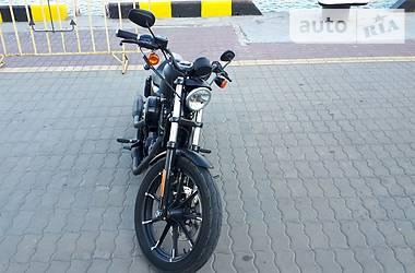 Harley-Davidson 883 Iron XL