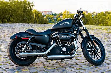 Harley-Davidson 883 Iron 2011 в Житомире
