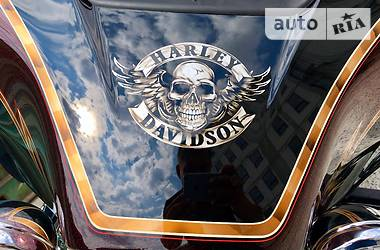 Harley-Davidson Electra Glide Ultra  103inch. 2016