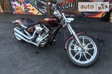 Harley-Davidson Evolution 2009 в Києві