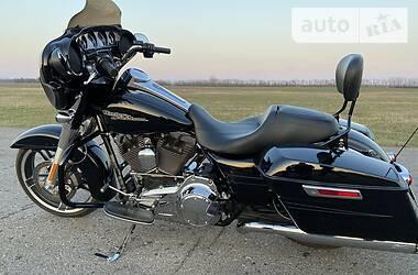 Harley-Davidson FLHX Street Glide 2015 в Полтаві