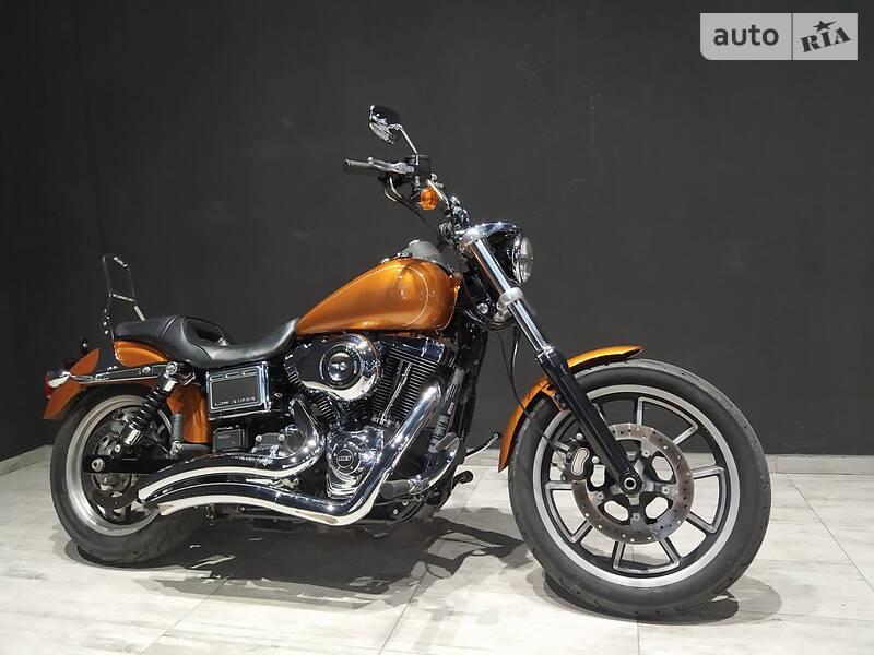 Harley-Davidson Low Rider 2015 в Львові