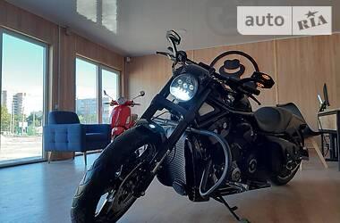 Harley-Davidson Night Rod 2012 в Львове
