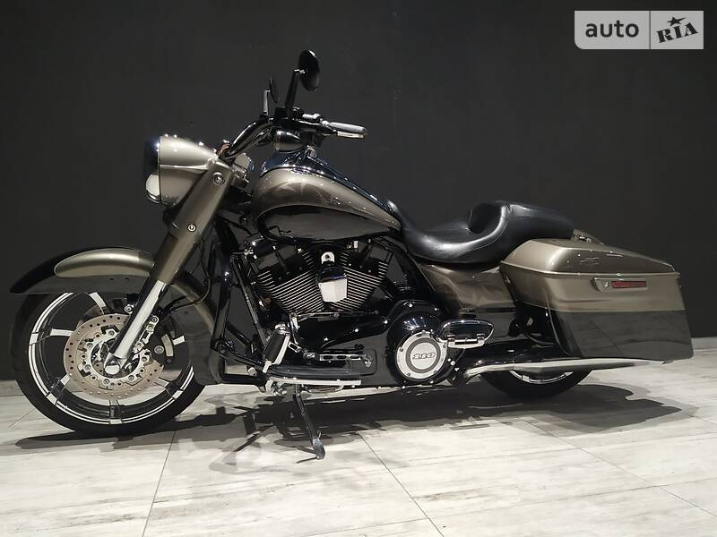 Harley-Davidson Road King 2013 в Львове