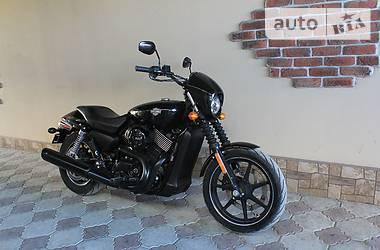 Harley-Davidson Street 750 2016 в Одессе
