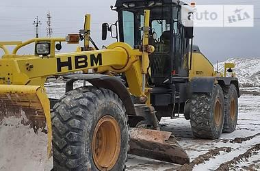 Автогрейдер HBM-nobas BG 240T 2017 в Краматорске
