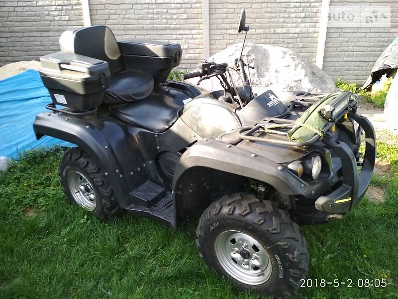 Hisun ATV 2011 в Білій Церкві