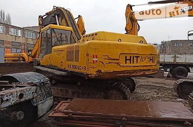 Гусеничный экскаватор Hitachi EX 300-3C 2000 в Харькове